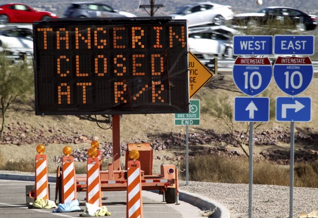 I-10 paving work this weekend on northwest side | Local news