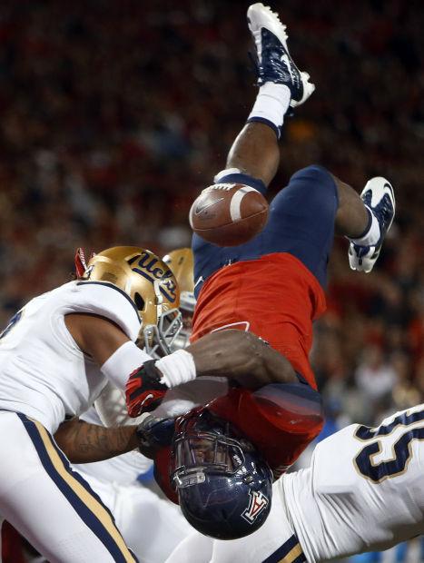 University of Arizona vs UCLA