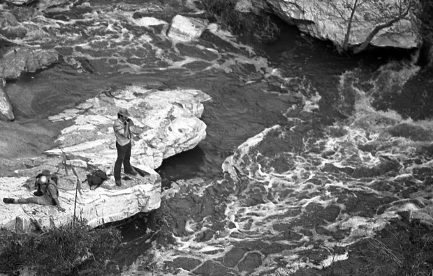 July 26, 1981: A flash flood kills eight people in Tanque Verde Falls