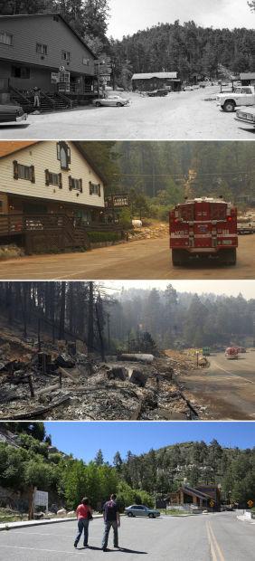 The Aspen Fire: Ten years later