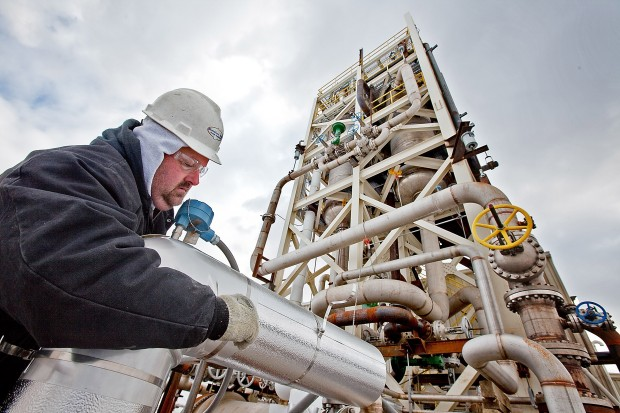 Natural-gas-drilling rush strives for wastewater fix