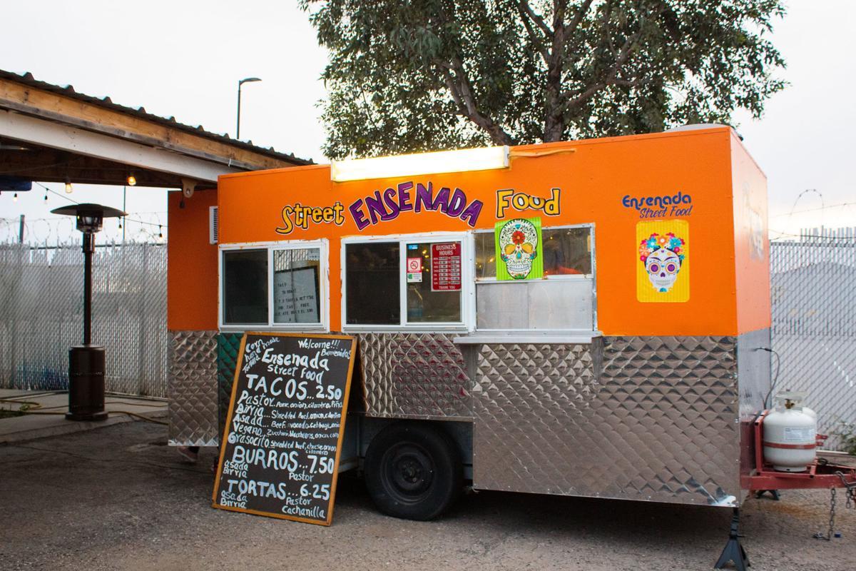 Ensenada Street Food