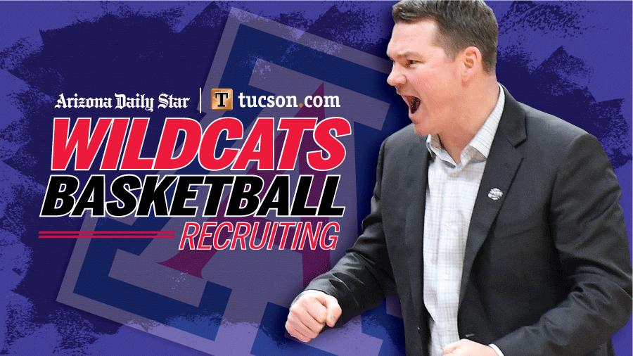 UA Arizona Wildcats basketball recruiting logo 2021