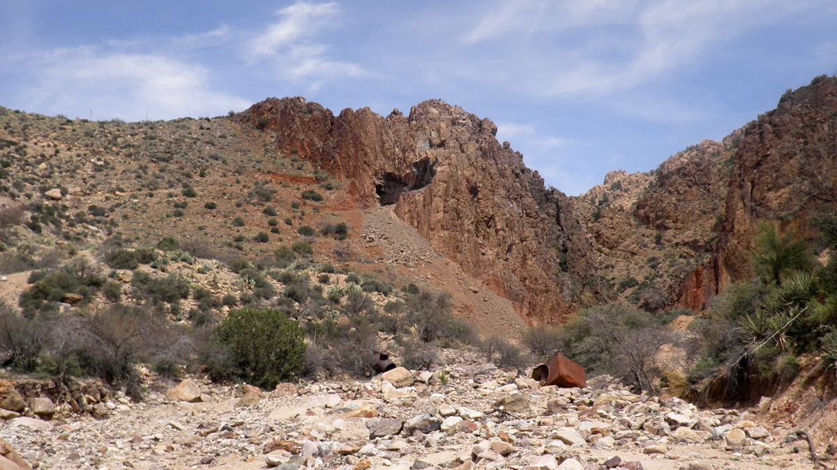 Grand Reef Mine