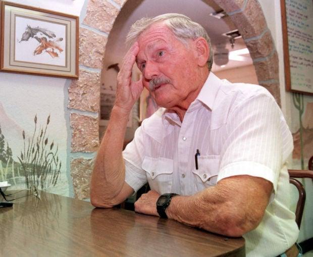 Rancher-developer, 87, helped form fire district
