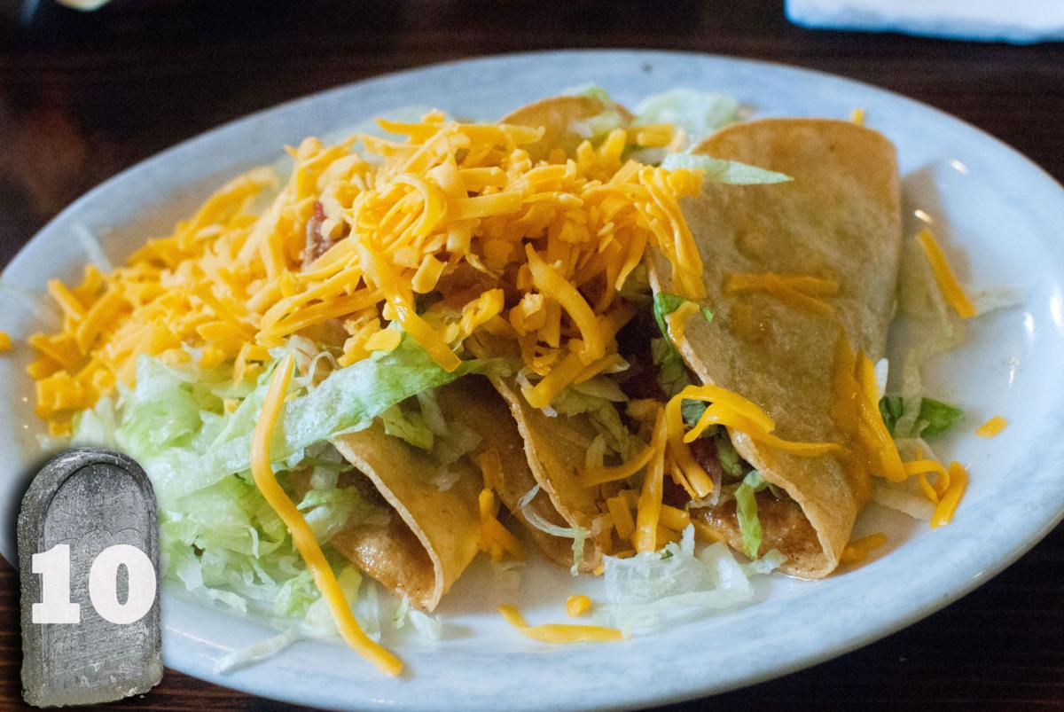 'Pattie' beef taco, Micha's
