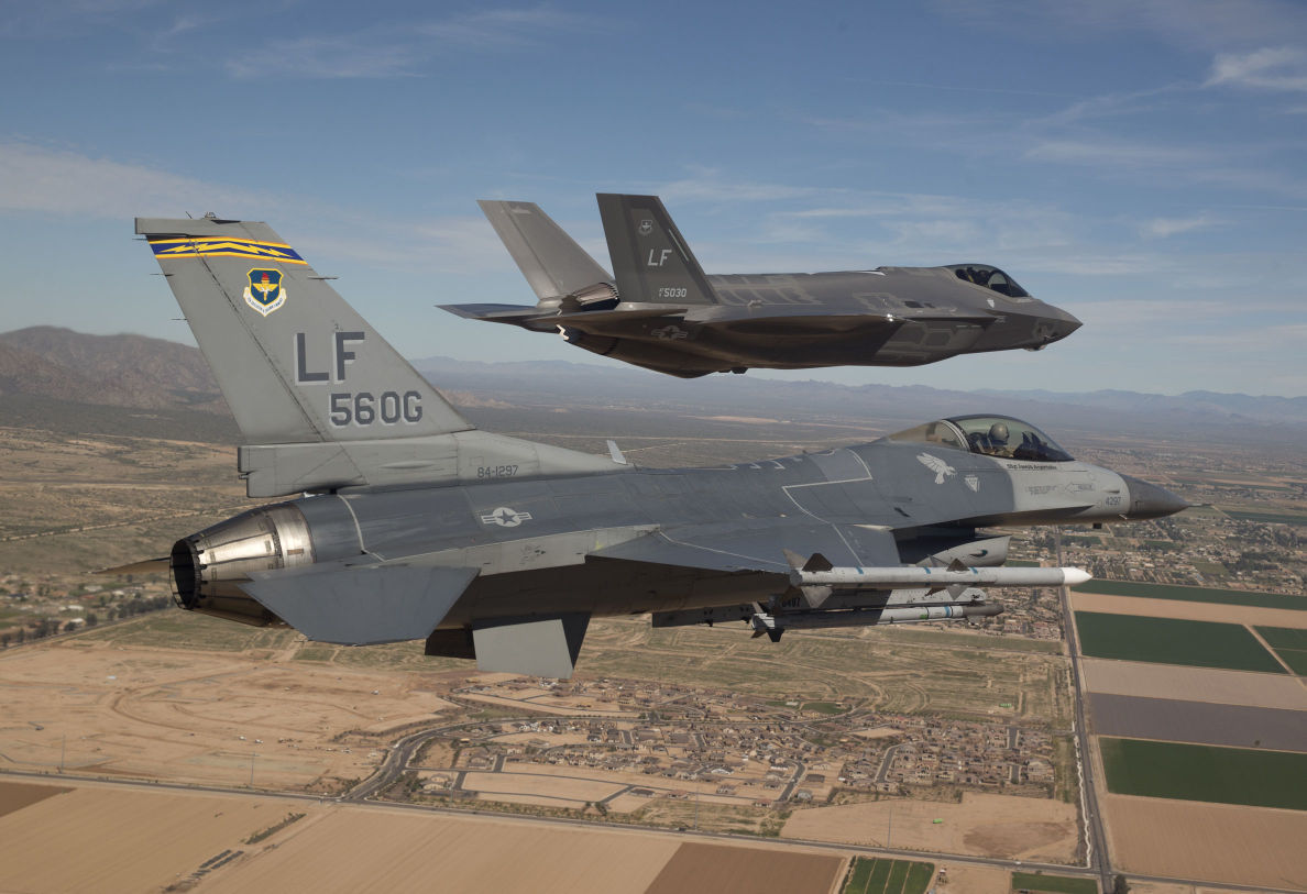 Arizona's Luke Air Force Base feels effects of national pilot
