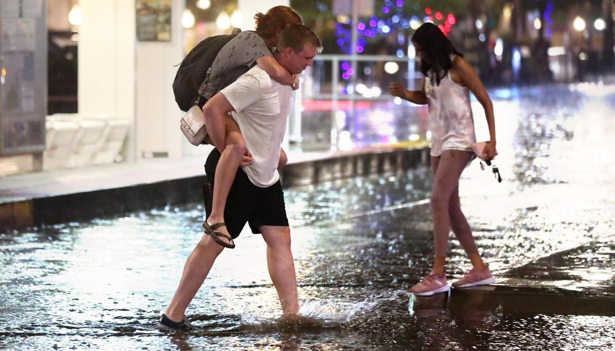 Monsoon, Tucson