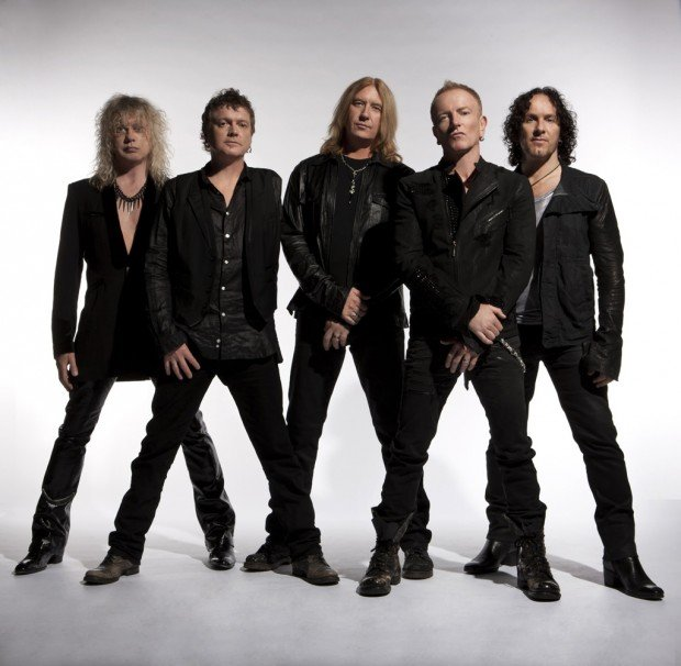 Def Leppard returns after 13 years