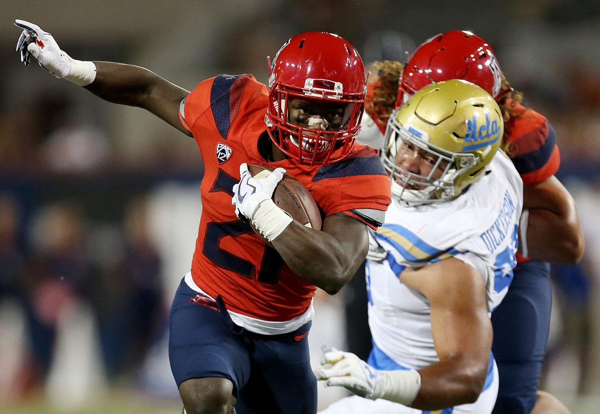 Arizona Wildcats vs. UCLA college football