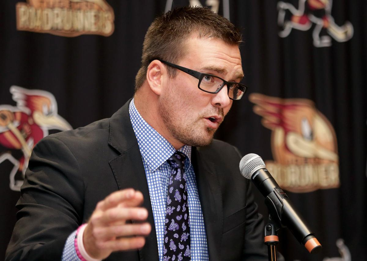 Tucson Roadrunners Face-Off Luncheon and Media Day (copy)