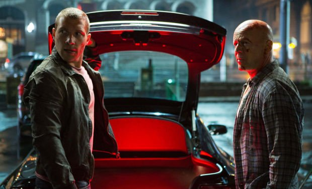No. 5: 'A Good Day to Die Hard' with $10 million (last week first with $25 million)