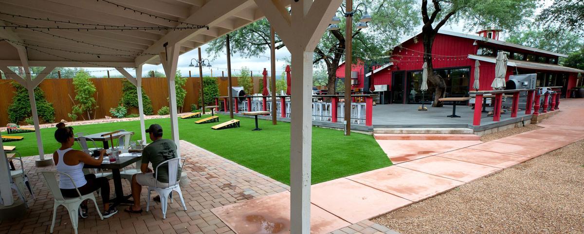 Sonoran Week: The Barnyard Crafthouse + Eatery