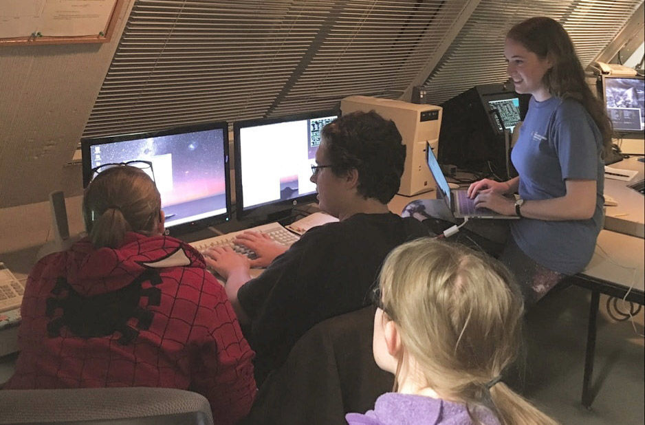 UA undergrads search skies for answers to massive star formation | Tucson.com