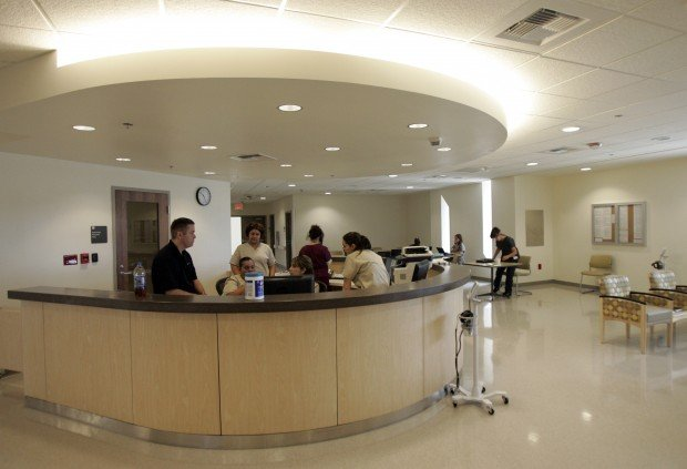 County mental-health center to open this month at UPH ...