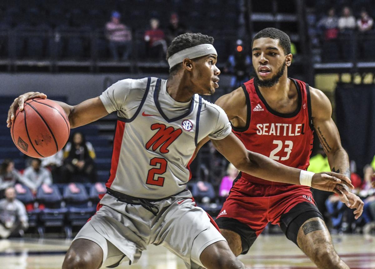 Seattle Mississippi Basketball