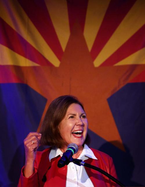 2018 Elections Arizona Kirkpatrick