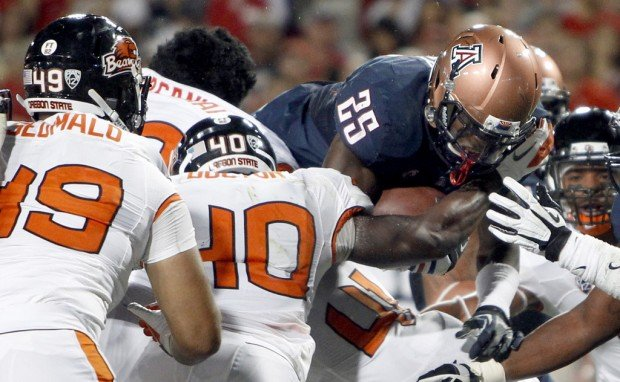Oregon St. 38 Arizona 35: So close, yet so far