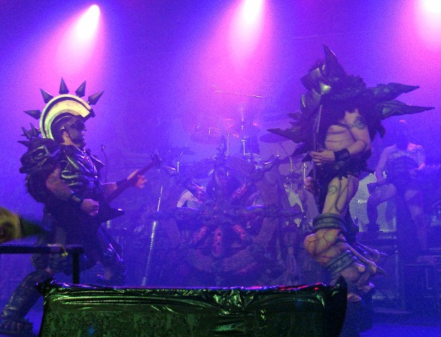 What is Gwar good for? Absolute fun