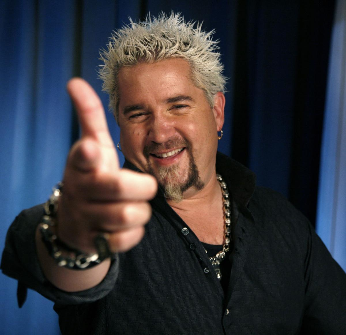 "See Tucson on several ""Diners, Drive-Ins and Dives"" episodes in March"