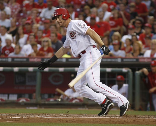 Reds 5, Diamondbacks 3: D-backs run into club on fire and get burned