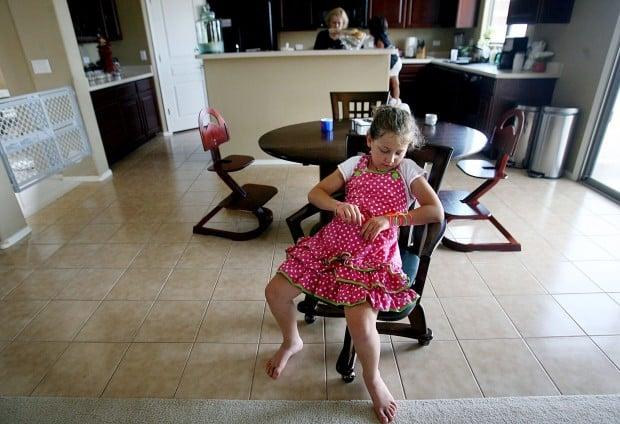 Meet Josie, 9: No secret she's transgender