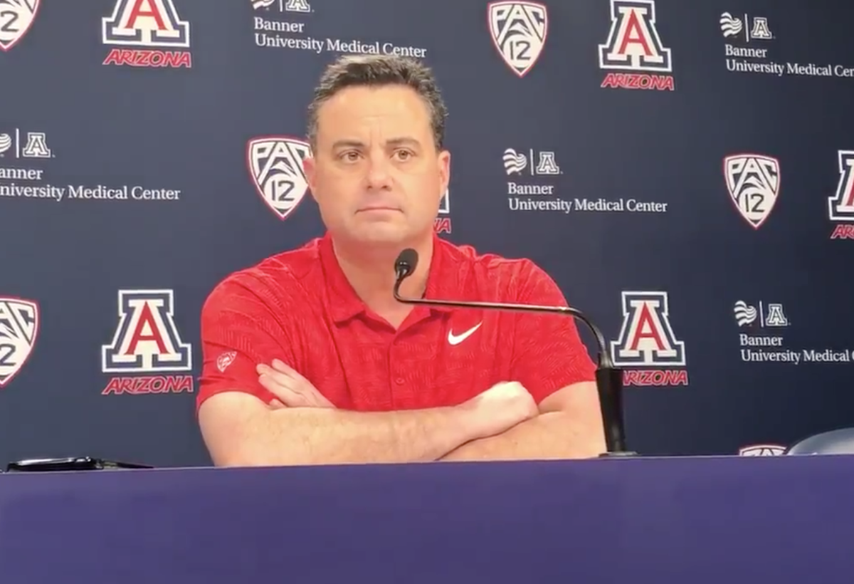 Sean Miller at press conference 2/26/19