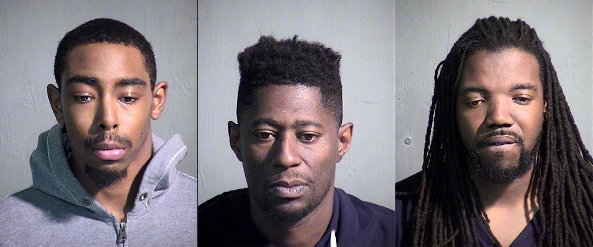 3 accused of firing shots at saguaro cactus in Phoenix