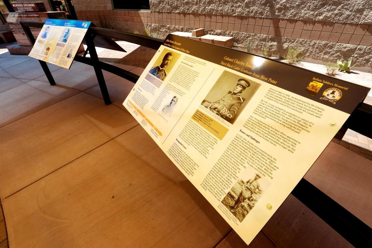 Buffalo Solders memorial