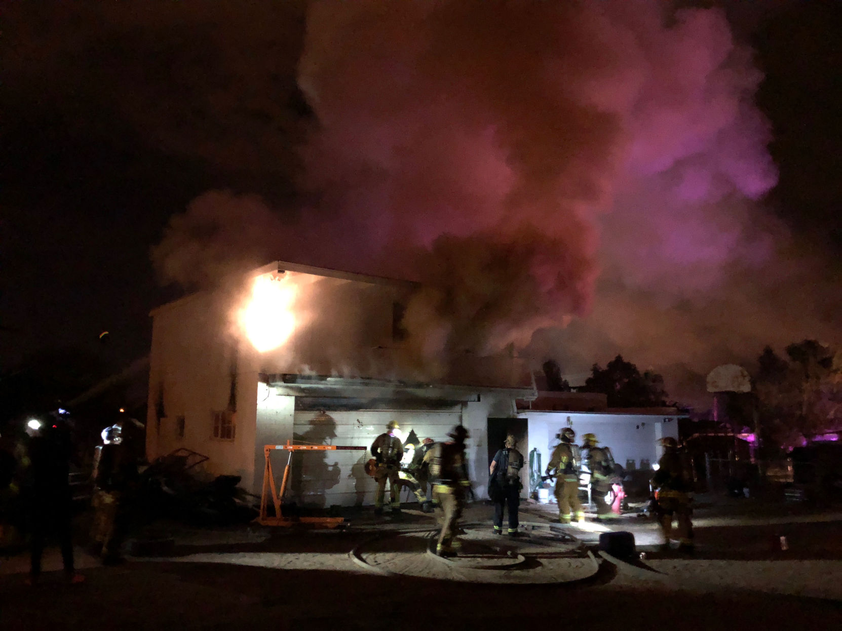 Passerby alerts authorities to midtown Tucson fire | Tucson.com