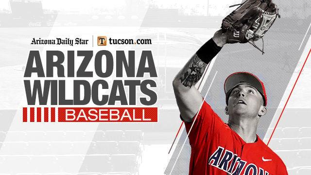 Arizona Wildcats UA baseball logo NEW 2020