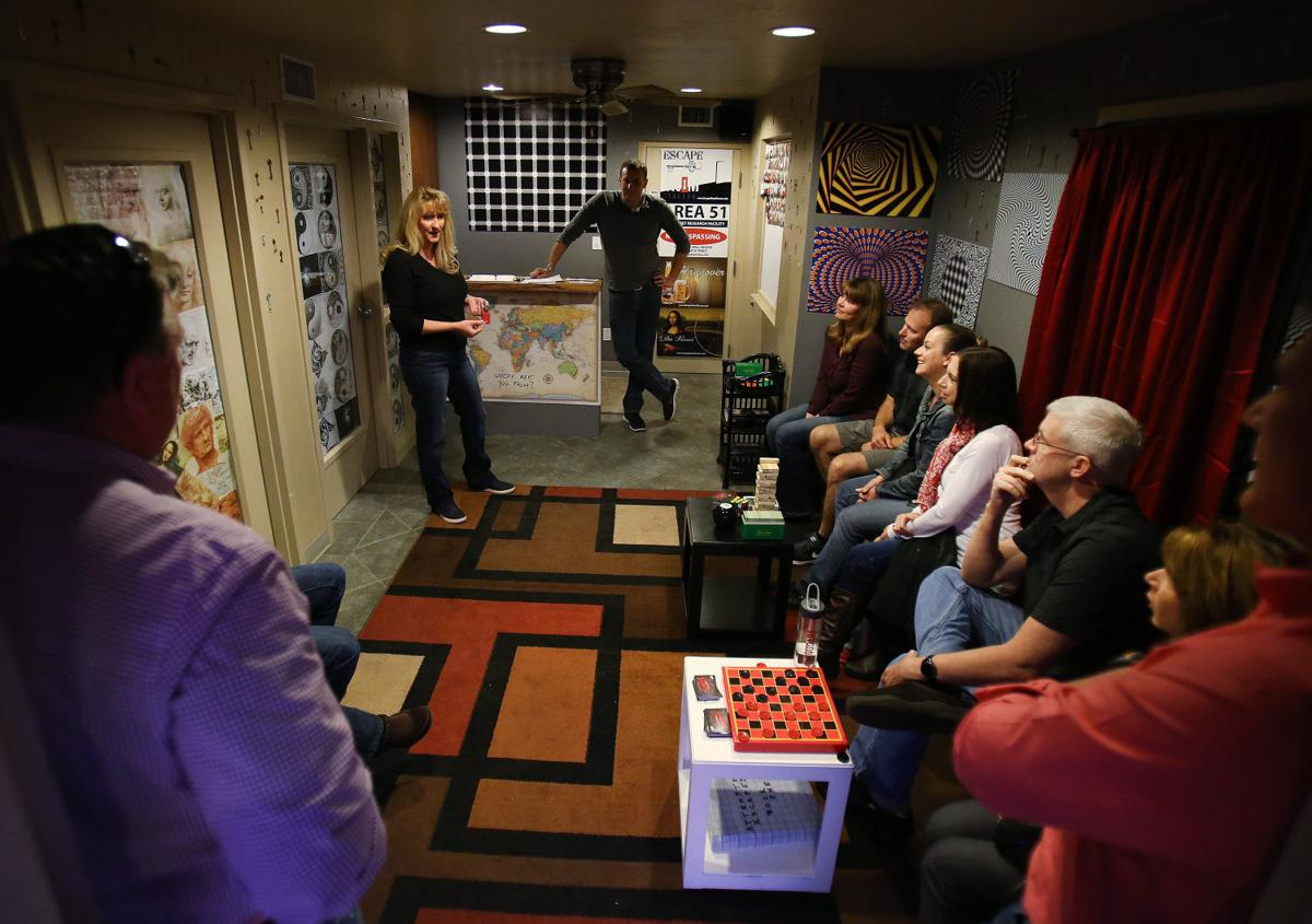 Escape Room Tucson