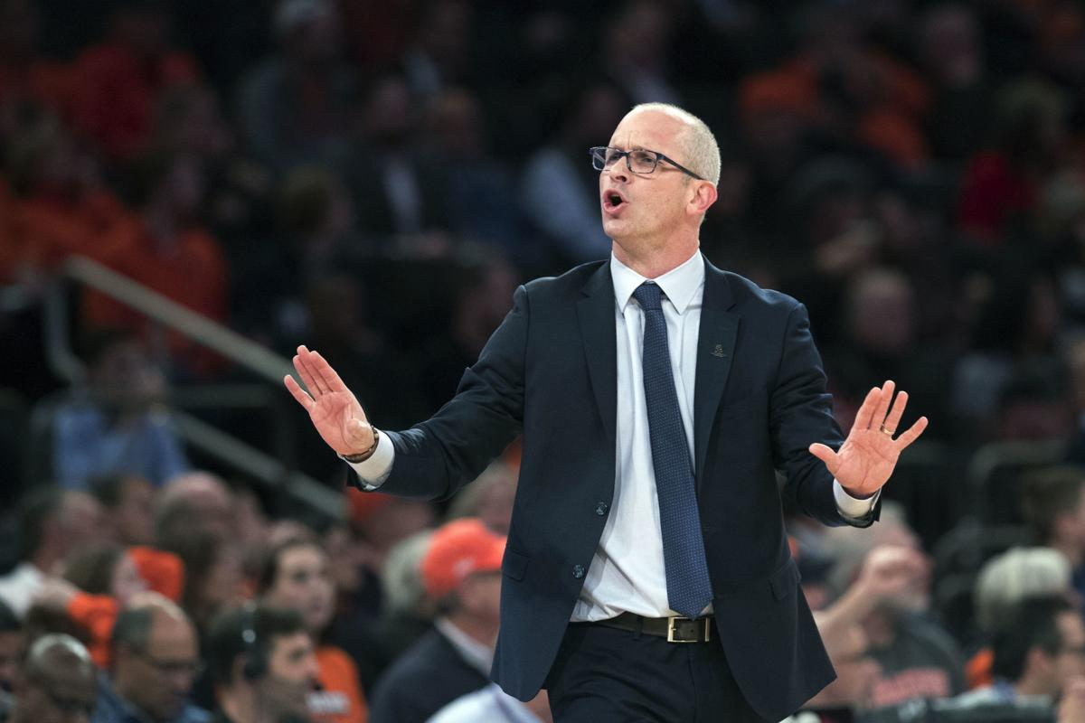 With Lessons Learned From Dad And Bobby Dan Hurley Is