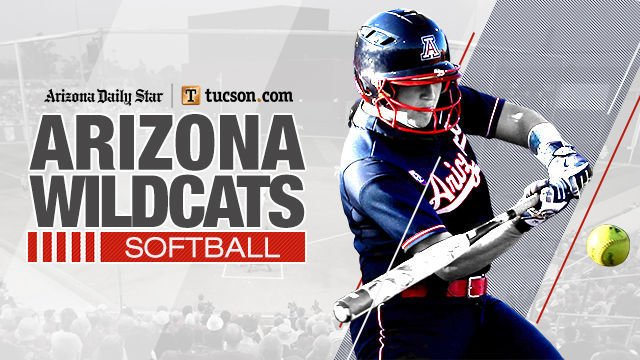 Arizona Wildcats softball logo NEW