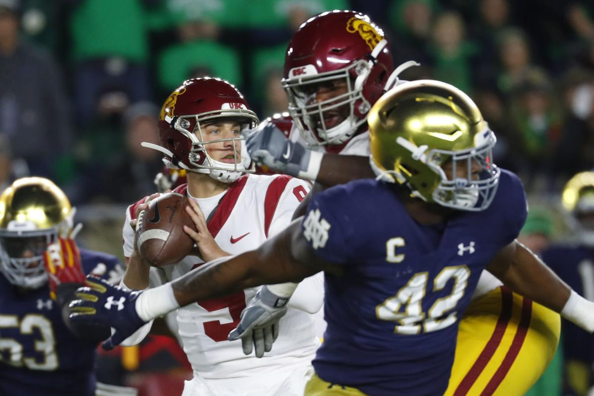 'You never know how it's going to work out': Scottsdale's Kedon Slovis embracing role as USC's starter