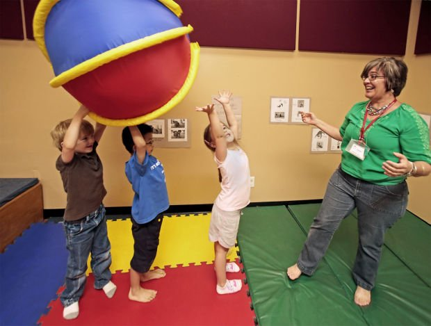 Kids' play is serious business as special-needs preschool tests Tucson toy maker's products