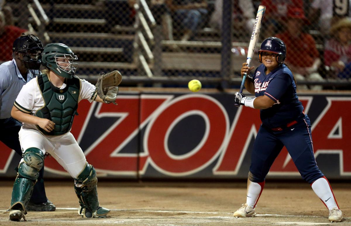 University of Arizona vs Baylor Super Regional Game 2