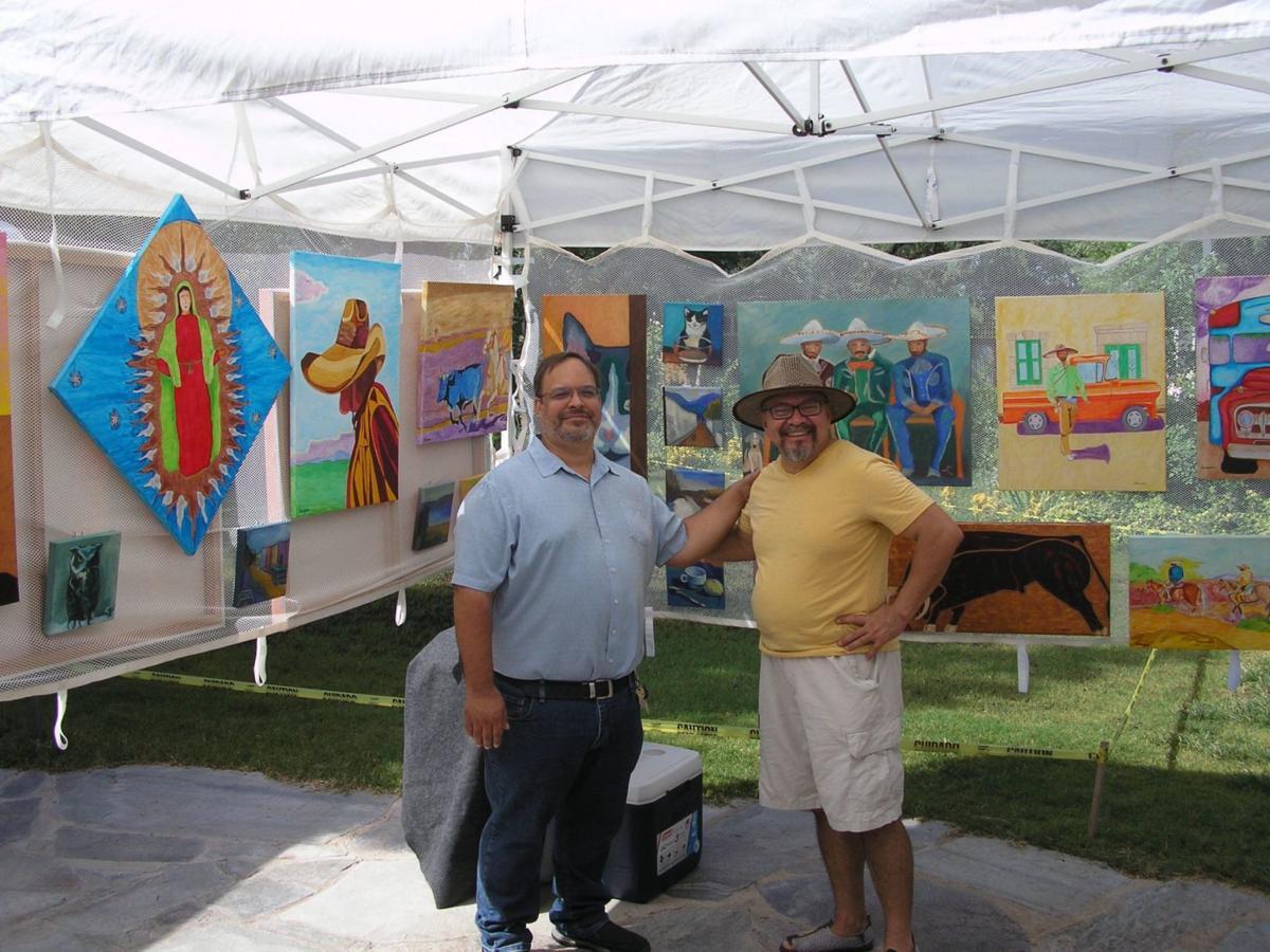 Gerardo Campos  -  Third Sunday Artisans Medella Vina Ranch