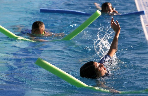 Safety, skills are focus of 'Splash'