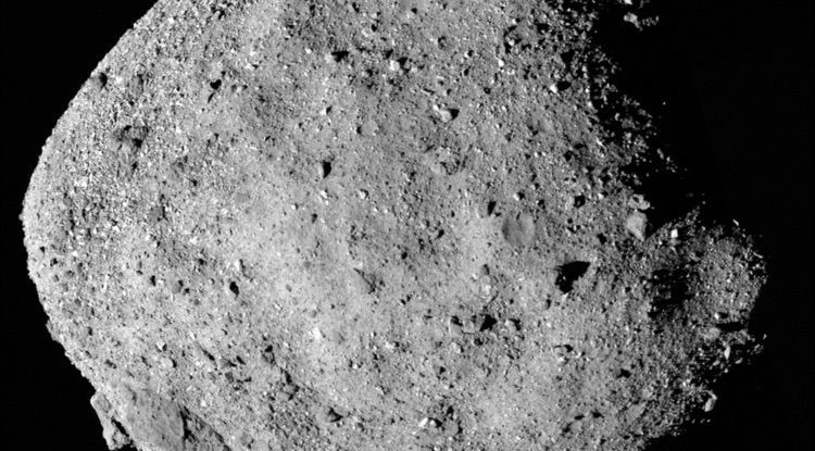 'We went to the right place': University of Arizona scientists find evidence of water in asteroid Bennu's past