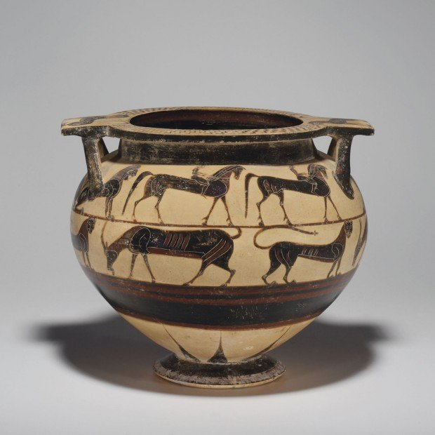 The Smart Collector: To be valuable, 'old' Greek pottery