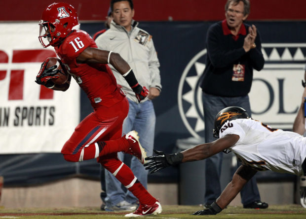 2012 in Tucson: Arizona State 41, Arizona 34