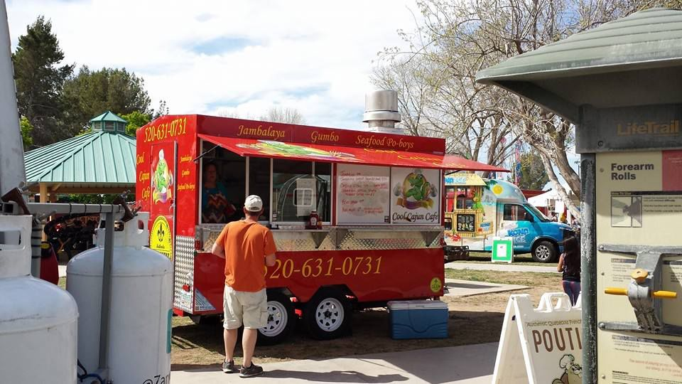 Where To Find Tucsons Food Trucks This Weekend Tucson
