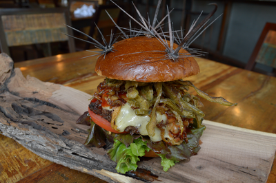 Tucson Temptation Burger