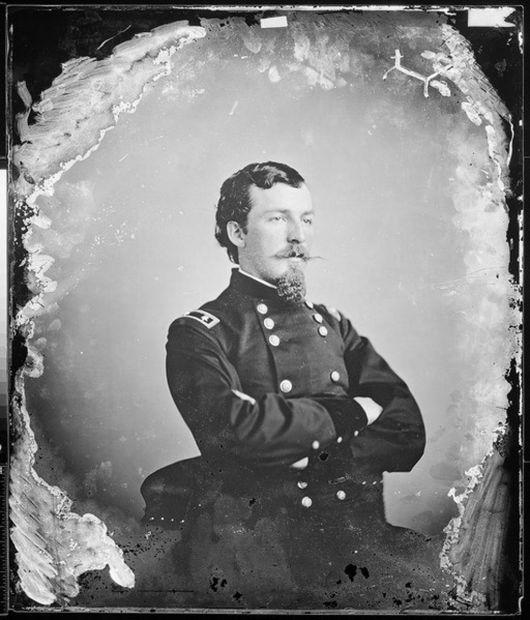 Miles St. named for general
