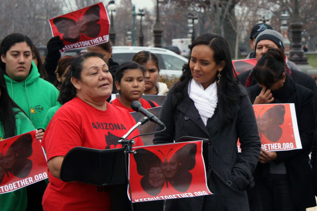 Capitol Hill staffer quits job to fight mom's deportation in Arizona