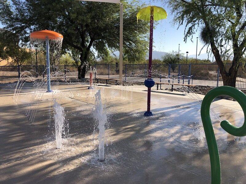 Lincoln Park Splash Pad (LE)