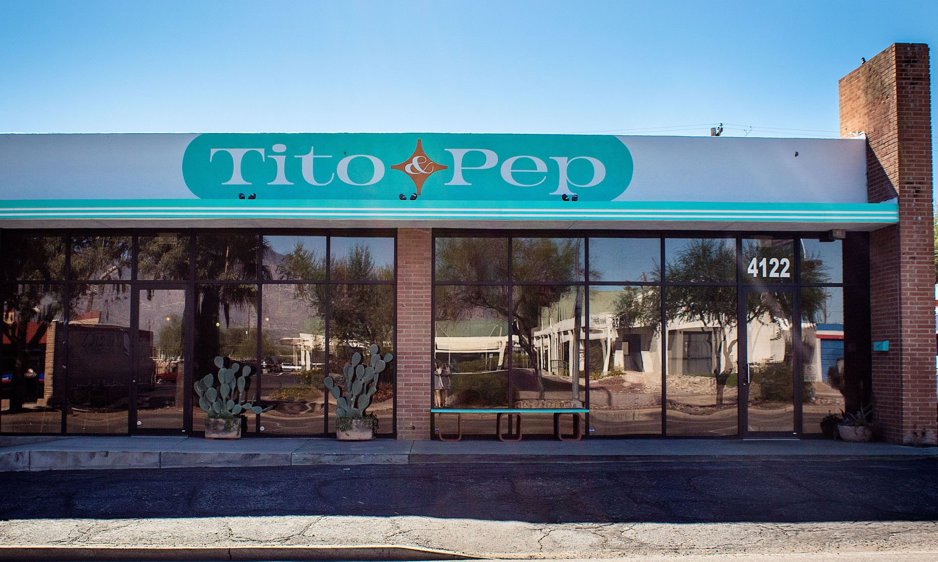 Desert Chic Restaurant Tito And Pep Is Your Next Night Out Eat Tucson Com