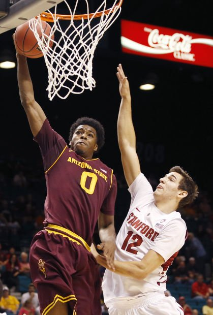 Pac-12 Tournament: ASU vs. Stanford