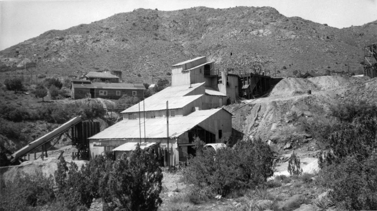Mine Tales: Mineral Park Mine